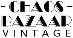 Chaos Bazaar Vintage Logo