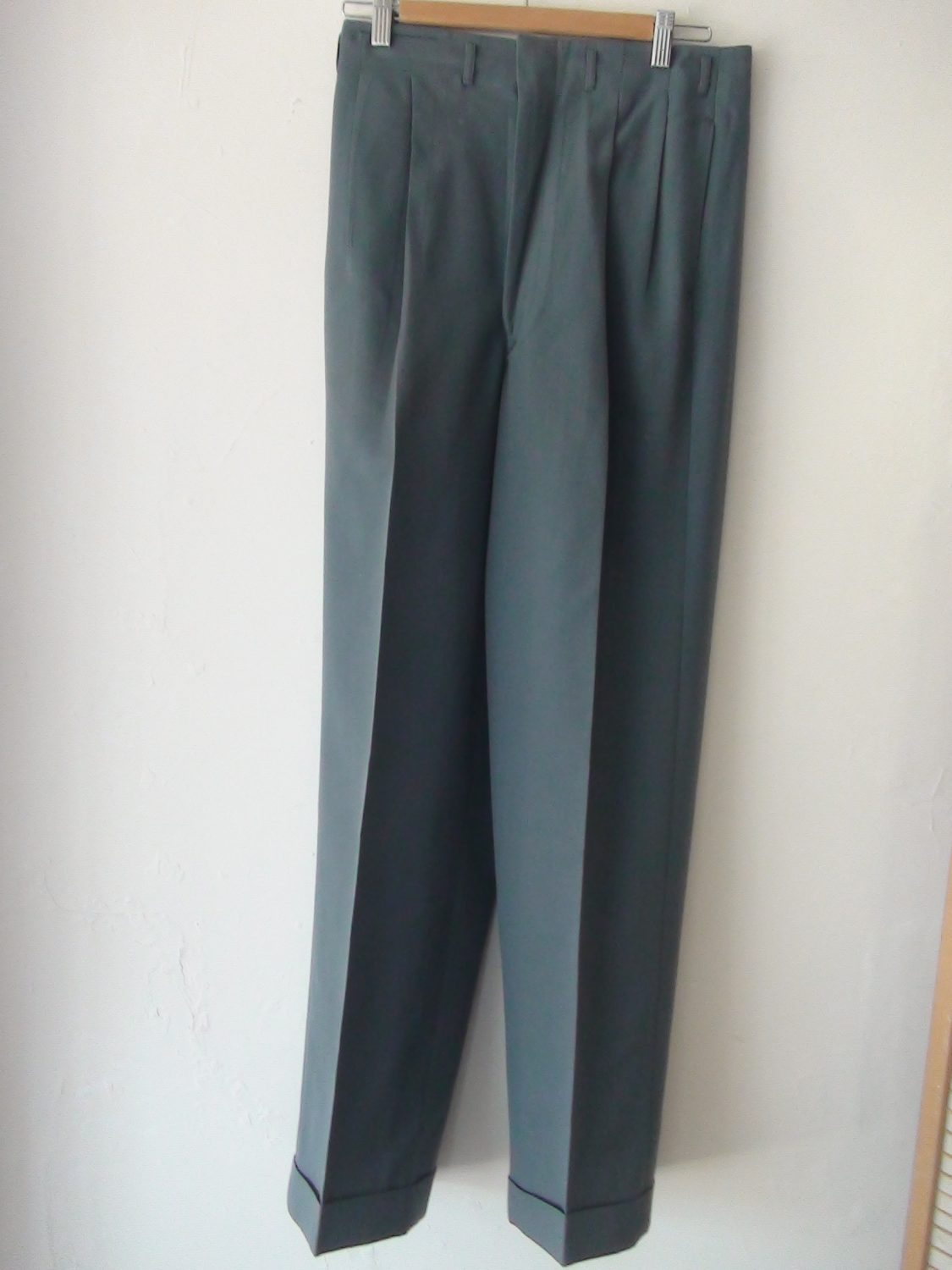 0dd4eb74 ORIGINAL 1940S MEN'S PANTS W 29 X 32